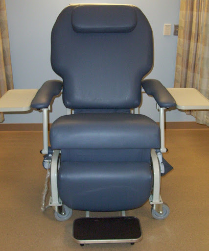 Merveilleux We Have Them In Two Different Fetal Non Stress Test Departments. The Chair  Is Controlled ...